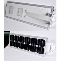 Buy cheap Integrated 20W Solar Street Light Aluminum Alloy Waterproof Lighting For Street from Wholesalers