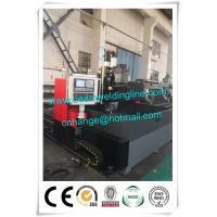 China Automatic Cnc Steel Plate Drilling Machine , H Beam Production Line Welding Beam factory