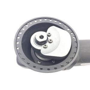 China big throw 21mm random orbital dual action da car polisher buffer 710w 6 speed digital type factory