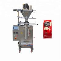 China Full Automatic Powder Packing Machine Metal / Paper / Plastic Packaging Available factory