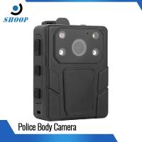 Buy cheap HD 1080P Recorder Wearable Body Camera Pros and Cons with 140 Degrees Wide Angle from Wholesalers