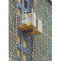 Buy cheap Passenger and Material Hoist SC200/200 High Speed VFD Twin Cage KP-B10 from Wholesalers