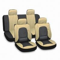 China Seat Cover, Suitable for Car, Available in Various Designs factory