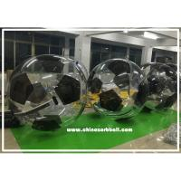 Quality ball that bounces on water, water sphere, large inflatable ball wholesale