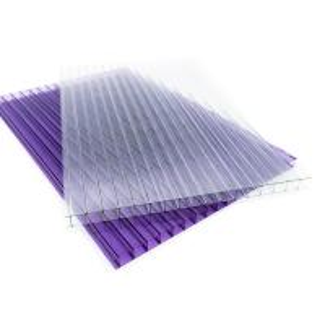 China Twin Wall Polycarbonate Sheet on sale