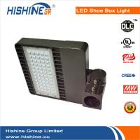 Buy cheap Waterproof Led Shoebox Light 150 W Energy Efficient Cree Street Lights from Wholesalers