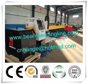 China Gantry CNC Plasma Cutting Machine , Plasma Cutting Machines factory