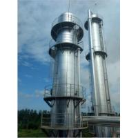 China Two Column Distillation Alcohol Production Equipment Simple Process factory