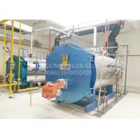 Quality 5 ton industrial gas diesel oil fired steam boiler for pharmaceutical industry for sale
