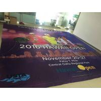 China Advertising Large Format Poster Printing Trade Show Graphics Hot Cut on sale