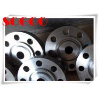 Buy cheap Nickel 200 / 201 Stainless Steel Flanges , Pure Nickel Flanges For Valve Industry from Wholesalers