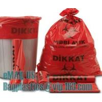 China Autoclave Bags, Pouches, Biohazard Waste Bags, Biohazard Garbage, Waste Disposal Bag factory