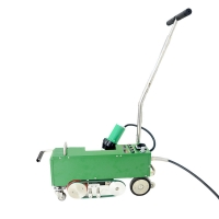China MM-Tech SWT-WP1 Plus 4200w waterproofing roof hot air welder with TPO factory