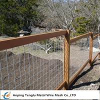 China Welded Wire Fences| Galvanized or Stainless Steel Rolled Wire Fencing for Building on sale