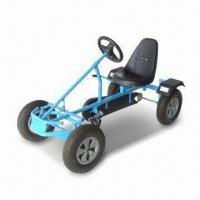 China Go Kart with 16 x 6.50 to 8 inches Air Wheel and 1,540 x 810 x 940mm Body factory
