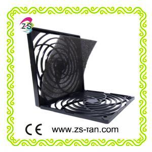 Buy cheap 120mm fan guard 12cm dc axial fan filter dust cover from Wholesalers