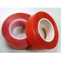 PM-201 STRONG AND POWERFUL DOUBLE SIDED PET TAPE with red film liner