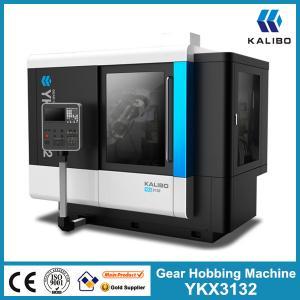 China YKX3132 High Efficiency CNC Gear Hobbing Machine on sale