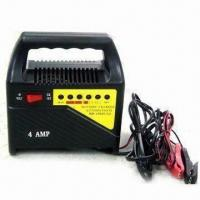 China Car Battery Charger with 12V DC Output factory