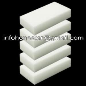 China melamine foam factory