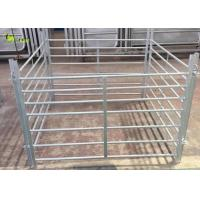 Buy cheap Livestock Farm Heat Treated Livestock Panels Steel Pipe Cattle Sheep Fence Yard from Wholesalers