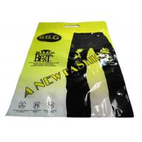 Buy cheap Perforated Transparent Plastic Garment Packaging Bags For Pants , Gravure from wholesalers