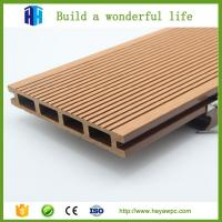 Buy cheap HEYA non-slip wpc decking wood plastic composite fence panels from Wholesalers