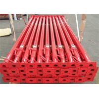 Buy cheap M48 / M60 Adjustable Building Props Steel Props Formwork 5 Years Life Span from Wholesalers
