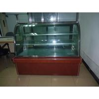 China Commercial Flat Top Cake Display Freezer, Marble Cake Display Chiller on sale