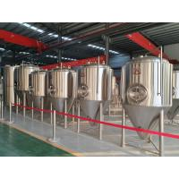 China 20BBL Microbrewery 20HL Brewery Fermentation Tanks factory