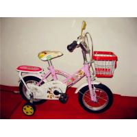 China 12'inch bmx bikes for kids with four wheels and steel frame/freestyle mountain bike factory