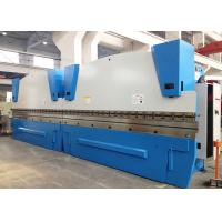 China 320 T CNC Synchronize Tandem Press Brake Bending Machine Start From Trapezium Plate on sale
