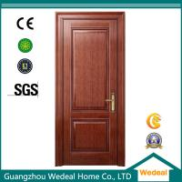 Buy cheap Factory Supply Veneered Wood Interior Panel Doors With Door Lock And Hinge from Wholesalers