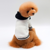China Waterproof Cooling Towel Drying Pet Clothes Winter Fur Trench Dog Coat For Small Dogs factory