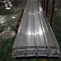 China 0.426mm silvergrey 840mm color steel roof sheets for poultry house factory