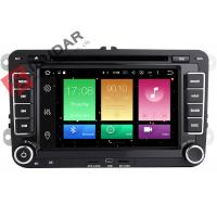 China Android 6.0.1 VW Car DVD Player VW Amarok Head Unit Supports 4K Video Format on sale
