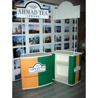 Buy cheap Exhibition Portable Promotional Display Counter ABS  Booths Table from Wholesalers