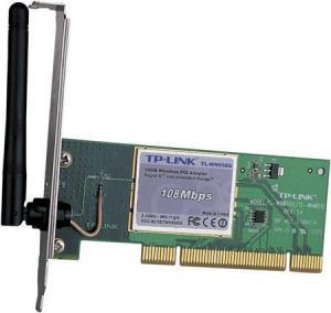 108M Wireless PCI Adapter