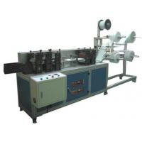 China Disposable Face Mask Making Machine With Aluminum Alloy Structure factory
