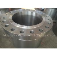 China ASME B16.5 Standard WN BL RF Carbon Steel  and Stainless Steel Flange Finish Maching factory