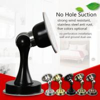 Buy cheap 201 Stainless Steel Door Fittings / Magnetic Door Holder With No Hole from Wholesalers