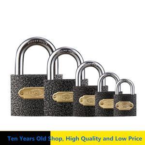 Buy cheap Universal Grey Iron High Security Padlock Waterproof With Hard Lock Beam from Wholesalers