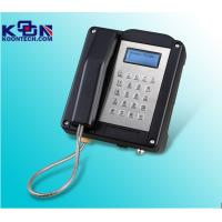 Buy cheap Vibration Explosion Proof Telephone Set , Door Entry Phone Vandal Resistant from Wholesalers