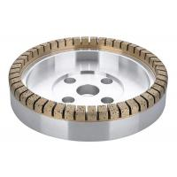 Buy cheap Full Segmented Diamond Cup Grinding Wheel For Glass Edging Machine BL001 from Wholesalers