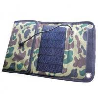 China 5W Foldable Solar Panel Charger (S05) factory