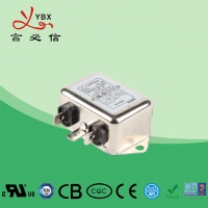 China EMI Single Phase Emi Filter For Datacom Equipment ROHS Certification factory