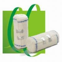 China Cotton Crepe Bandages, Nice Skin Tolerance, Comfortable to Wear, Permeable to Air, Absorbent factory