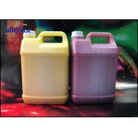 China No Smell Konica Solvent Ink High Climate Resistant For Wide Format Printer factory