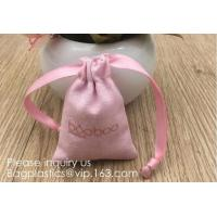 China Cotton Muslin Bags with Drawstring Gift Bags Jewelry Pouches Sacks for Wedding Party and DIY Craft,gifts, jewelries, sna factory