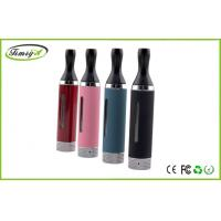 China Big Vapor Mt3s Dual Coil Atomizer BCC EGO threading With 3.0ml Liquid , No Leakage factory